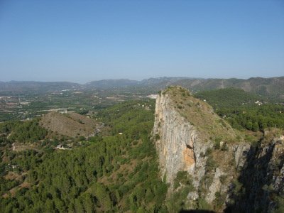 montaña mediterránea