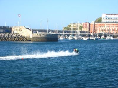velocidad marina