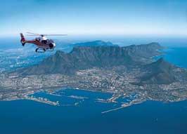 Vista Aérea Ciudad del Cabo