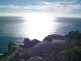 Vista Ciudad del Cabo